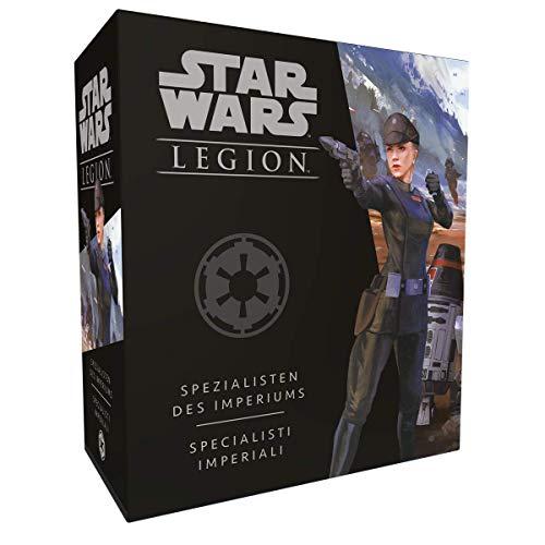 Asmodee- Star Wars: Legion-Specialisti Imperiali, Juego de Mesa, Color, 10225