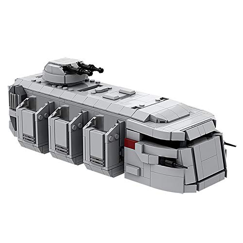 Primer orden Ua-Tt Robot sable láser Imperial Star Series Wars tropa transporte bloques de construcción Star Space War Acción Asamblea C5042