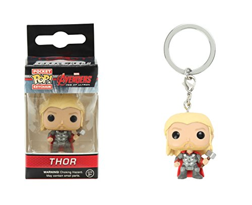 Funko 5227 MARVEL POP Keychain Pocket Avengers AOU Thor Figure