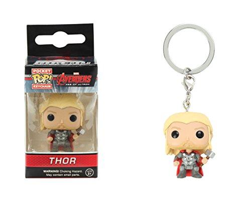 Pocket POP! Keychain: Marvel: Avengers Era de Ultrón: Thor