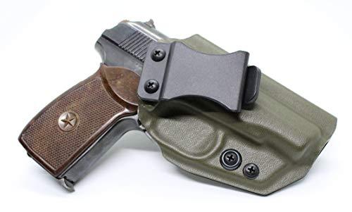 Makarov Kydex Holster Adjustable IWB Right Hand Carry Olive...