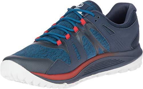 Merrell Nova GTX, Chaussures de Trail Homme, Bleu (Sailor), 40 EU