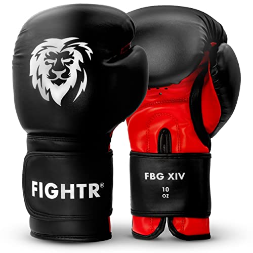 FIGHTR® Boxhandschuhe - ideale...