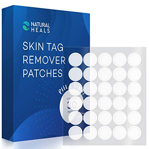 Skin Tag Remover, Mole Remover, New and improved formulation, Covers and cenceals skin tags, 100% natural ingredients, skin tag away