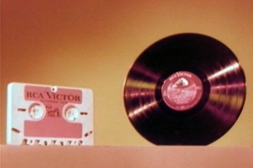 Vintage Cassette Tapes & 4-Track Films on DVD w/ Audio Cassettes, RCA Victor, Tape Deck Players & Four Track History