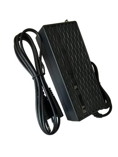 LOGICOM - Cargador para Patinete eléctrico, Cargador Adaptador para Scooter, Cargador de batería para Bicicleta eléctrica
