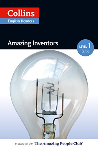 Amazing Inventors: A2 (Collins Amazing People ELT Readers) (English Edition)