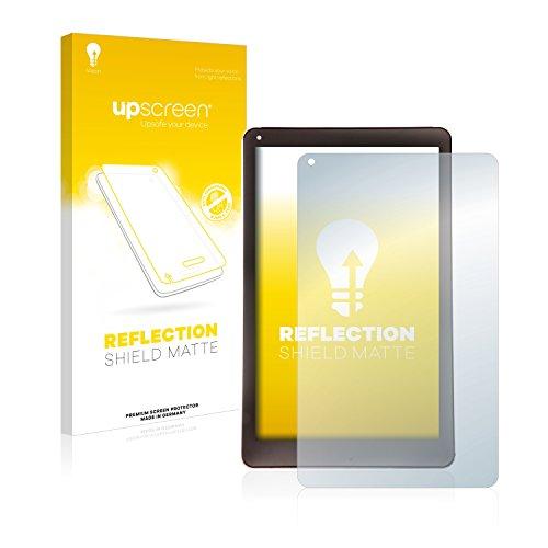 upscreen Entspiegelungs-Schutzfolie kompatibel mit Xido Z110 – Anti-Reflex Bildschirmschutz-Folie Matt