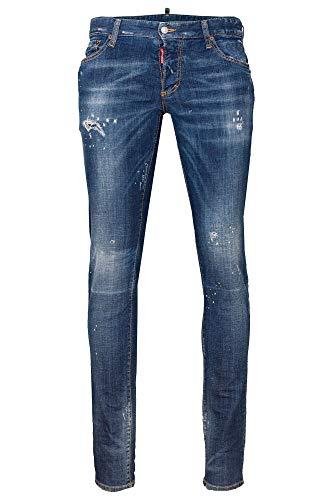 DSquared Slim Jean, Farbe:blau, Größe:50