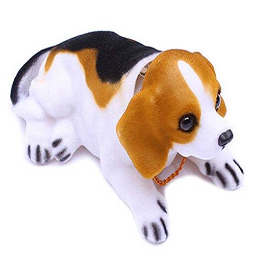 Bobbleheads Dog Creative Toy / Décoration de voiture (Multicolor)
