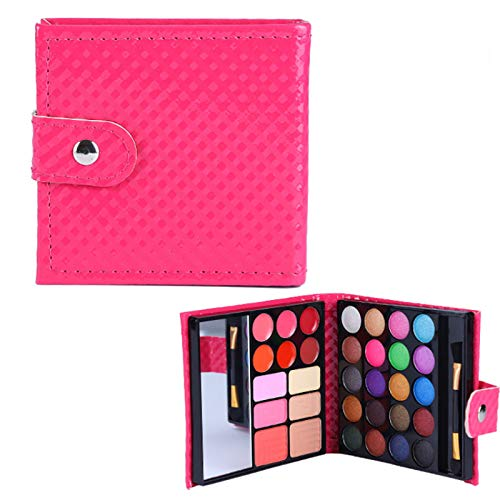 BrilliantDay set palette 32 colori per makeup cosmetici professionali, include rossetto ombretti lucidalabbra fard cipria fondotinta