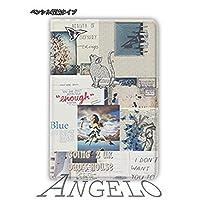 Angelo ipad 10.2 ケース ipad第5世代 9.7 カバー ipad第6世代 9.7 カバー ipad第7世代 10.2 カバー ipad 9.7inch 10.2inch mini4 mini5 air1 air2 air3(10.5inch)pro10.5 pro11(第一世代) ケース ipad 9.7 ケース 二つ折り 手帳型 ペンシル収納 アイパッド 保護カバー アイパッド プロ ミニ エア タブレットケース ねこ おしゃれ 面白い 若者