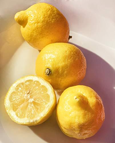 Kejora Fresh Lemons - 5 lbs box ( about 16 pcs ) - From California
