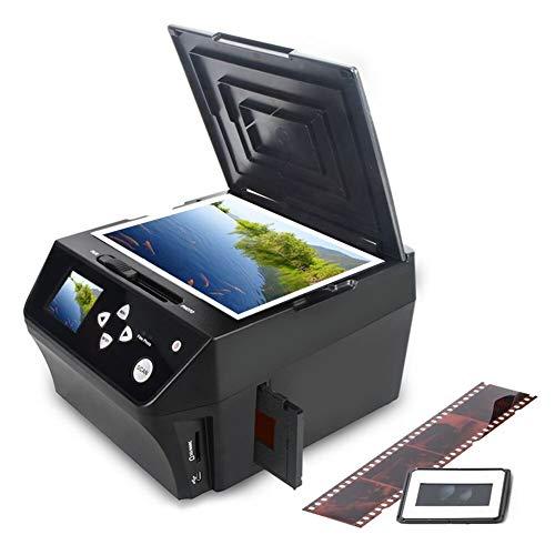 Preisvergleich Produktbild DIGITNOW! Digital Film & Slide Bilder Multi-Funktions-Combo-Scanner,  konvertieren 35mm,  126,  110 Negative Film & Slides Fotos auf HD 22MP Digital JPG-Dateien