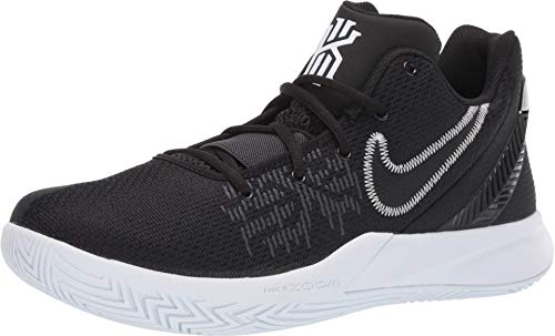 Nike Men's Kyrie Flytrap II Basketball Shoes, Black/Black-white, 11