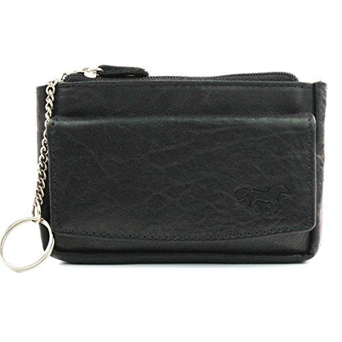 Safekeepers Schlüsseletui - Schlüsseltasche - Schlüsselmäppchen - Schlüsseletui Leder