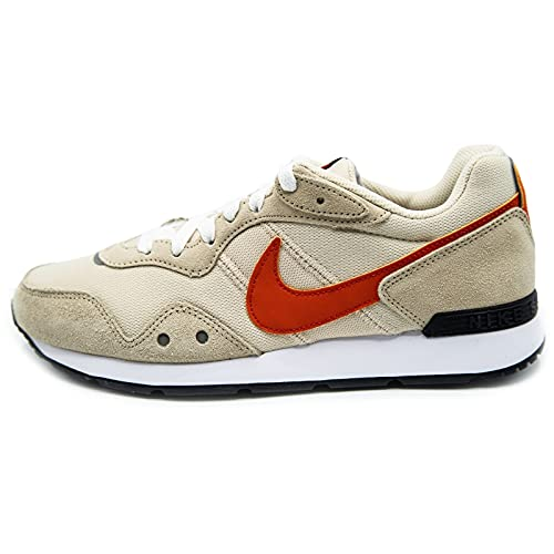 Nike Venture Runner, Zapatillas para Correr Hombre, Pearl White Orange Rattan White, 44.5 EU