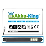 Akku-King Batterie pour Samsung Galaxy Note 3 N9005, N9002, N9000 - Li-ION remplacé B800BE - 3200mAh