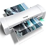 Toyuugo Laminator Machine, Portable A4 Thermal Laminating Machine with Hot and Cold Settin...
