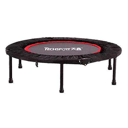 LNNZPL Trampoline Foldable Fitness Trampoline Outdoor and Indoor Use, Suitable for Kids and Adults, Weight Capacity: 150 Kg pink trampoline,trampoline net Safe and durable products