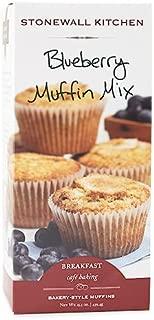 Stonewall Kitchen Blueberry Muffin Mix