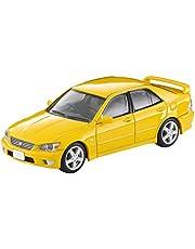トミカリミテッドヴィンテージ ネオ 1/64 LV-N232b トヨタ アルテッツァ RS200 Zエディション 黄 完成品