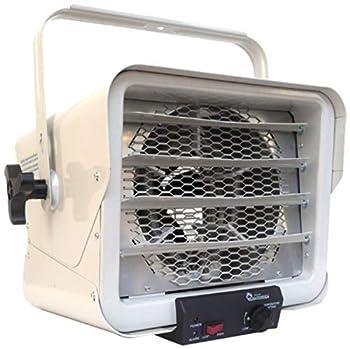 Dr Heater DR966 240-volt Hardwired Shop Garage Commercial Heater 3000-watt/6000-watt DR966 240V