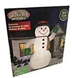Gemmy 20 FT Colossal Airblown Inflatable Snowman Indoor/Outdoor Holiday Christmas Decoration