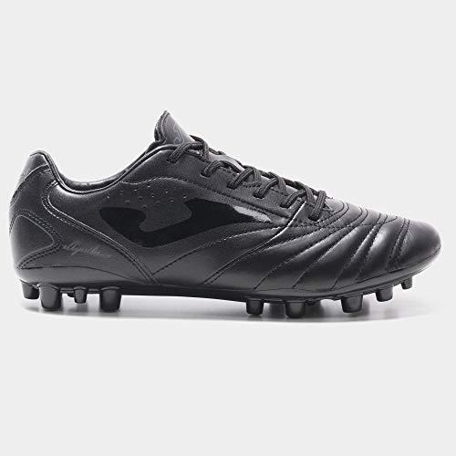 Joma Aguila GOL 821 Negro Artificial Grass, Botas de fútbol Unisex Adulto