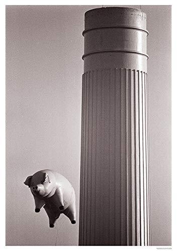 Pink Floyd Animals Tower - Póster