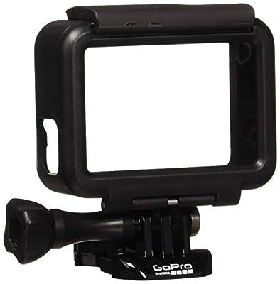 GoPro The Frame (HERO7Black/HERO6 Black/HERO5 Black/HERO7 Silver/HERO7 White/HERO(2018)) - Official GoPro Accessory by GoPro Camera