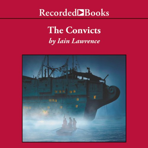 The Convicts audiobook cover art