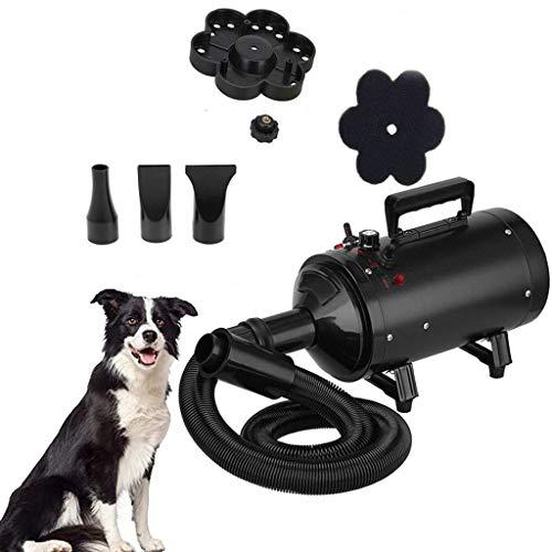 ZanGe 2800W Stepless Speed Dog/Cat Pet Grooming Hair Dryer Hairdryer...