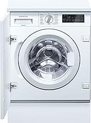 Siemens iQ700 WI14W440 Wbudowana pralka / 8,00 kg / A+++ / 137 kWh / 1400 obr./min / program szybkiego mycia / aquaStop / program higieny /