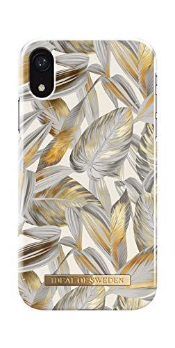 iDeal Of Sweden Handyhülle für iPhone XR (Platinum Leaves)