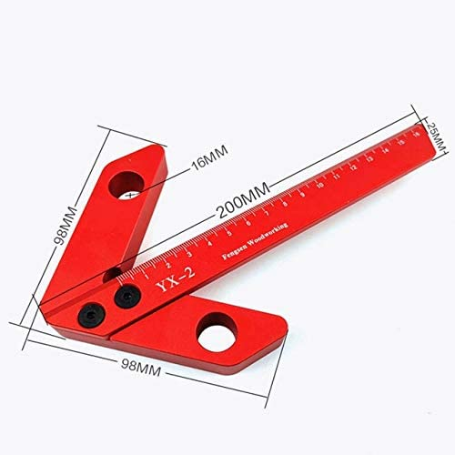 youyu6-2o521 Hydraulic Cylinder Woodworking 90 SEAL limited Free shipping / New product 45 Center Scribe