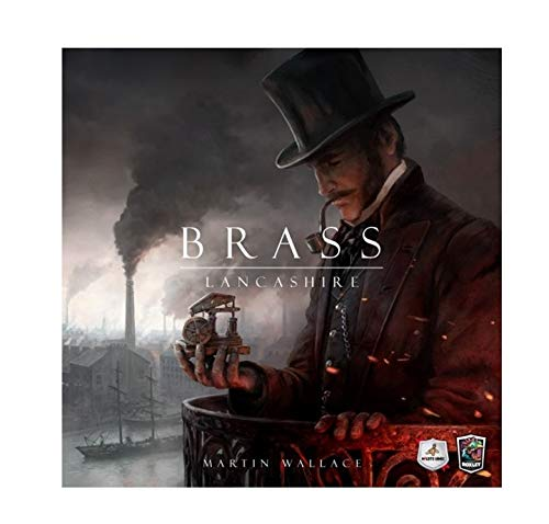 Maldito Games Brass Lancashire - Juego de Mesa [Castellano]