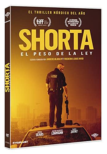 Shorta, el peso de la ley [DVD]