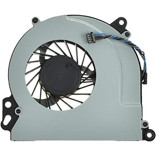 LPUK Ventilador de refrigeración de repuesto compatible con HP Envy 17-j020ss, 17-j044ca, 17-j050ex, 17-j053ea, 17-j061ss