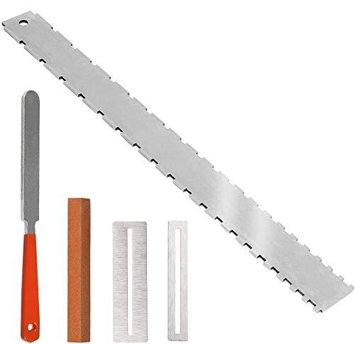 TIMESETL 5pcs kit de herramientas para guitarra...
