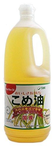 築野食品工業『食用こめ油』