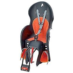 Prophete child safety rear seat, gray-orange, 5