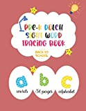 Pre-K Dolch Sight Word Tracing book: practice workbook for kids, sight words for pre-k and kindergarden and kids ages 3-5, activity book for beginners. (coreil kindergarden)