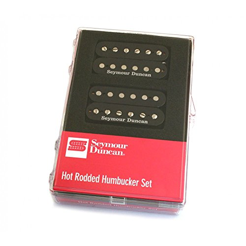 Seymour Duncan Hot Rodded Humbucker Set SH4 y SH2