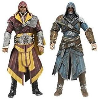 Neca - Assassins Creed Action Figure 2-Pack Ezio Auditore Exclusive 18