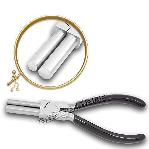 PRESTIGE Alicates Para Hacer ENGANCHES 6mm & 8mm para cable para envolver LAZOS consistentes Herramientas Para Hacer Joyas