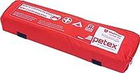aus Nylon-Gewebe Inhalt nach DIN 13164 Inklusive Klett zur einfachen Befestigung EURO-Warndreieck und Sicherheitsweste rot