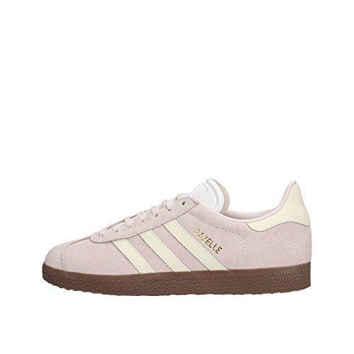Adidas Gazelle W, Zapatillas de Deporte Mujer, Rosa (Tinorc/Ftwbla/Gum5 000), 38 2/3 EU