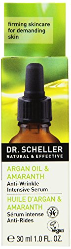 Dr. Scheller Arganöl und Amaranth Anti-Falten Intensiv-Serum, 30 ml