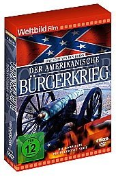 Der amerikanische Bürgerkrieg (5DVD-SET)